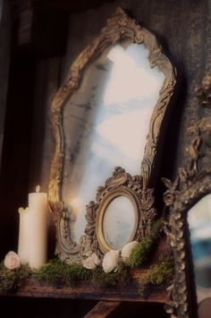 Mirror mirror, on the wall...