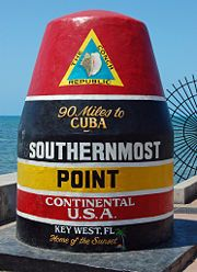 Key West, Florida. Southernmost Point in the USA. The Florida Keys#Repin By:Pinterest++ for iPad#