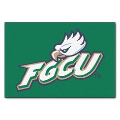 "Florida Gulf Coast Eagles Ncaa ""starter"" Floor Mat (20""x30"")"