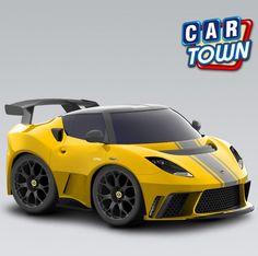 Vuelve por poco tiempo: el Lotus Evora GTE 2011! Agarra este campeón de resistencia aun hoy en Car Town – ¡la velocidad y el estilo nunca salen de moda!    24/02/2013
