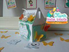 Detalhe Caixa Espirro Frozen Fever by Oliver Festas Infantis.