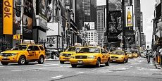 Yellow Cabs #Newyork #Tapeterie #Taxi #City #architektur #walldesign #wallpaper #tapete #tapetenshop #kunst #gestaltung #design #home #living #inneneinrichtung #innengestaltung #wandgestaltung