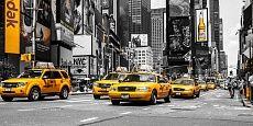 Yellow Cabs #Newyork #Tapeterie #Taxi #City #architektur #walldesign #wallpaper #tapete #tapetenshop #kunst #gestaltung #design #home #living #inneneinrichtung #innengestaltung #wandgestaltung
