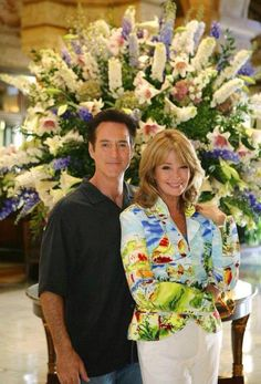 Never seen this picture before #JohnandMarlena