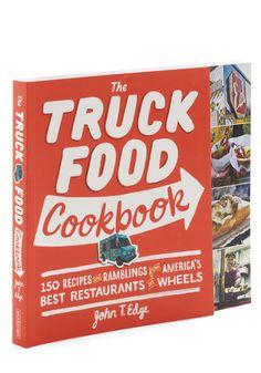 The Food Truck Cookbook   Mod Retro Vintage Books   ModCloth.com