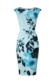 Phase Eight Chantay Rose Dress Online | Shop EziBuy