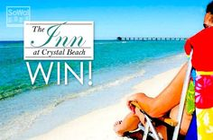 Win 2 nights at Destin's Crystal Beach Inn!