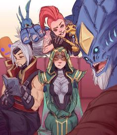 League Of Legends Odisea Wallpaper – Pin By Lifewillbelife On League Is Life In… - Minecraft, Pubg, Lol and Lol League Of Legends, Shyvana League Of Legends, League Of Legends Characters, Fan Art, Game Character, Character Design, Liga Legend, Comic Anime, League Memes