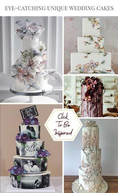 42 Eye-Catching Unique Wedding Cakes ❤️ From birdcage to fairy tale were gathered unique wedding cakes to help you find some inspiration and do your wedding for 100 percent awesome! #wedding #cake #bridaldesserts #uniqueweddingcakes