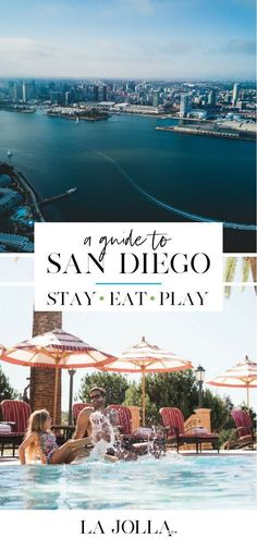 San Diego Travel Guides - Explore San Diego By Neighborhood - Family travel guide to San Diego! Best places to stay, my favorite accommodations, and must-do acti - San Diego Neighborhoods, San Diego Attractions, Legoland California, Beach Hotels, Top Hotels, Visit San Diego, San Diego Travel, Hotel Del Coronado, Mission Beach