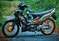 32 Best Gambar Modifikasi Motor Images Motorcycle