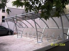 Patio, Outdoor Decor, Home Decor, Veils, Bicycles, Bike Shelter, Street Furniture, Modern, Stockings