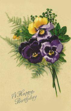 Victorian Scrap, Vintage Card, Victorian Card http://www.pinterest.com/susantup/printables/