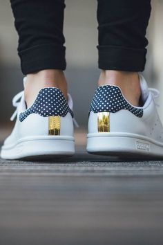 ◽️ ADDIDAS Stan Smith dots