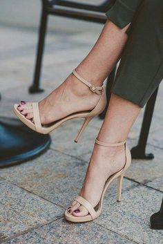high heels – High Heels Daily Heels, stilettos and women's Shoes Nude Sandals, Nude Shoes, Shoes Heels, Heeled Sandals, Nude Pumps, Dress Sandals, Sandal Heels, Dress Shoes, Designer Shoes