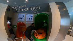 Aqua Dome Reifenrutsche (Double Tube) 360° VR POV Onride Water Slides, Vr, Tube, Aqua, Water