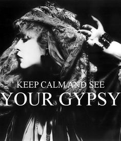 a super Stevie photo edit inspired by her now-iconic song 'Gypsy ☮ * ° ♥ ˚ℒℴѵℯ cjf Stevie Nicks Quotes, Stevie Nicks Fleetwood Mac, Gypsy Life, Gypsy Soul, Boho Life, Buckingham Nicks, Gypsy Women, My Silence, My Favorite Music