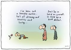 leunig cartoons adam and eve Infp, Introvert, James Darling, Shel Silverstein, Adam And Eve, Human Condition, Art Therapy, Give It To Me, Wisdom