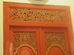 gebyok jawa akulturasi budaya china