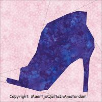 Maartje Quilt in Amsterdam: Free PPPatterns