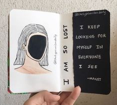 Discovered by shahina 🖤. Find images and videos about journaling on We Heart It - the app to get lost in what you love. art journal Image about journaling in Journals 📓 by shahina 🖤 Art Journal Pages, Bullet Journal Writing, Journal Quotes, Art Journals, Journal Ideas, Art Journal Challenge, Art Journal Prompts, Poetry Journal, Art Journal Techniques