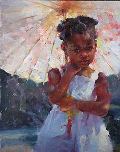 Michael Maczuga - Work Zoom: Umbrella Sun