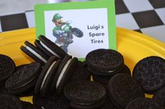 """Photo 23 of 52: Super Mario Brothers / Mario Kart Wii / Birthday """"Super Marshall Brothers Birthday Party """" 
