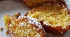 Πραγματικά ένα μυρωδάτο αφράτο κέικ που παραμένει μέσα υγρό με το άρωμα πορτοκαλιού οικονομικότατο και πολύ γρήγορο !!!  Μπορούμε ν... Cornbread, Muffin, Breakfast, Ethnic Recipes, Food, Millet Bread, Morning Coffee, Essen, Muffins