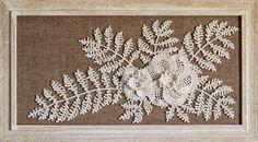 Arte a crochet