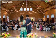 Harriet Island Pavilion Hindu Wedding Indian Bride Groom Reception