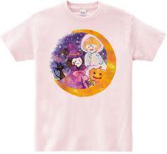 Trick or Treat! : Toitoitoi* [長袖Tシャツ] - デザインTシャツマーケット/Hoimi(ホイミ)