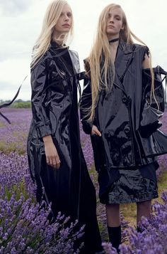 Lucan Gillespie, Frederikke Sofie by Sean + Seng for Dazed Magazine // Fall Winter 2015