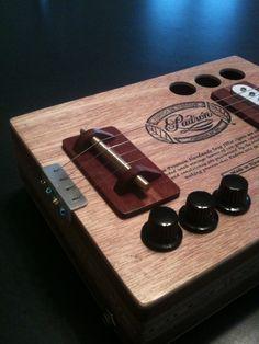 Cigar Box Guitar, Padron 9