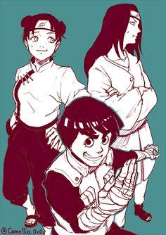 I love team gai Anime Naruto, Naruto Vs Sasuke, Naruto Cute, Naruto Funny, Naruto Girls, Gaara, Naruto Shippuden, Kakashi Hatake, Neji And Tenten