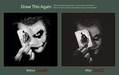 Draw This Again by JazzySatinDoll