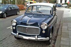 Pour ce Dimanche, une rare et belle Fiat 1100/103 !
