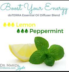 Lemon peppermint