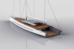 World's fastest luxury sailing yacht concept | Aivan – A Progressive Design and Innovation Agency