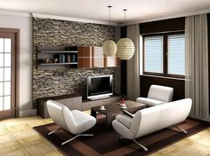 Your living room is a space for gathering and entertaining therefore you want it to have a comfortable itheme Small Living Room Decoration Design Ideas