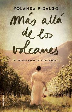 Más allá de los volcalnes - Yolanda Fidalgo. Histórica (290) S.O