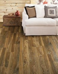 Shop Allen Roth 4 85 In W X 3 93 Ft L Marcona Hickory