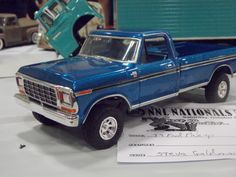 Looks just like a truck I bought in Victoria B.C. Gona have to build one in 1/87