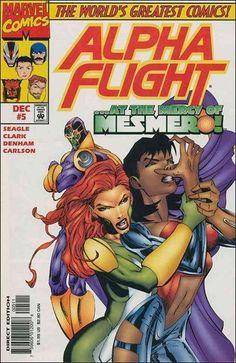 Alpha Flight #5 - FVF