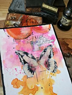 Gastblog: Art Journal maken – Mydailyteacup
