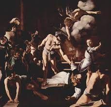 Image result for sette opere di misericordia caravaggio