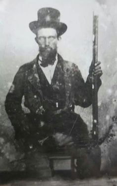 Unknown Tennessee Rebel