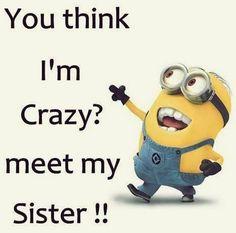 30 Funny Minion picture Quotes #Funny Minions #LOL More
