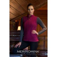 Merinomink Kea Vest Fur Clothing, New Zealand, Vest, Skin Care, Formal, Stylish, My Style, Sweaters, Mens Tops