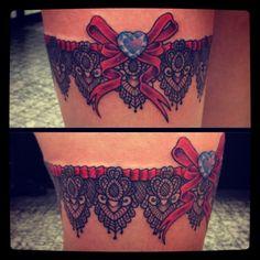 #lacetattoo tattoo