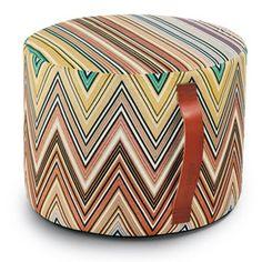 Kew Pouf by Missoni Home, Color 42, £306.00